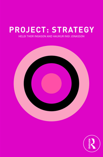 Project: Strategy book cover