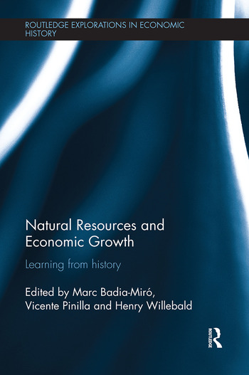 Natural Resources and Economic Growth Learning from History book cover
