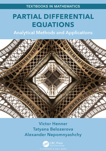 Partial Differential Equations Analytical Methods and Applications book cover