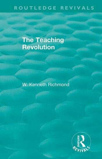 The Teaching Revolution book cover