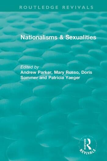 Nationalisms & Sexualities book cover