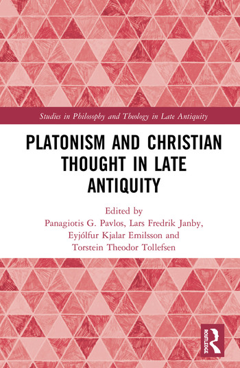 Platonism and Christian Thought in Late Antiquity book cover