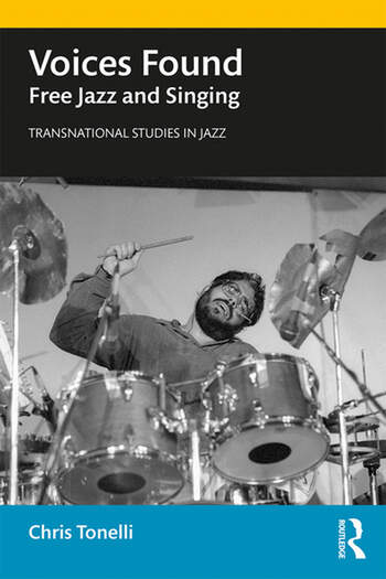 Voices Found Free Jazz and Singing book cover