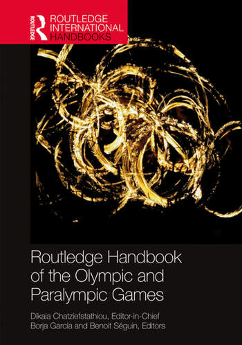Routledge Handbook of the Olympic and Paralympic Games book cover