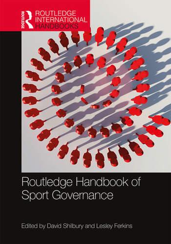 Routledge Handbook of Sport Governance book cover