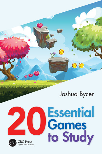 20 Essential Games to Study book cover