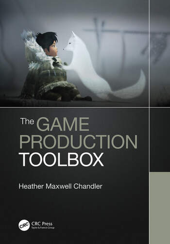 The Game Production Toolbox book cover
