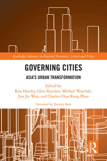 Governing Cities Asia's Urban Transformation book cover