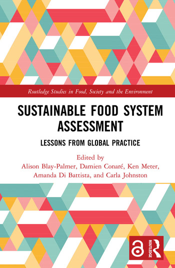 Sustainable Food System Assessment (Open Access) Lessons from Global Practice book cover