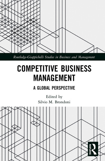 Competitive Business Management A Global Perspective book cover