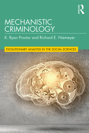 Mechanistic Criminology book cover