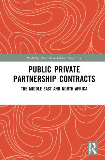 Public Private Partnership Contracts The Middle East and North Africa book cover