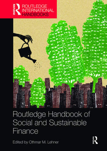 Routledge Handbook of Social and Sustainable Finance book cover