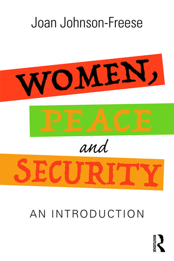 Women, Peace and Security An Introduction book cover