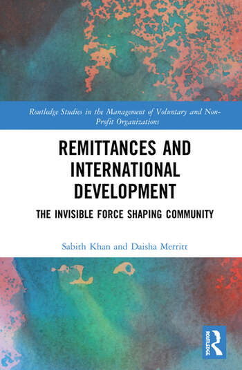 Remittances and International Development The Invisible Force Shaping Community book cover