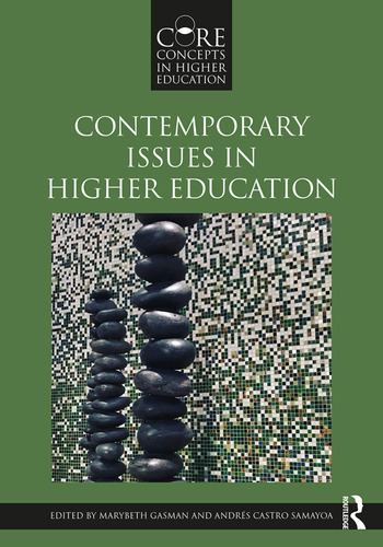 Contemporary Issues in Higher Education book cover