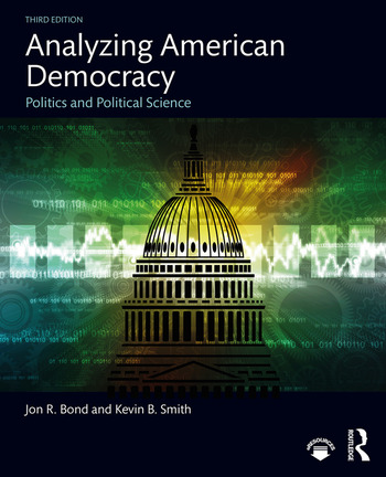 Analyzing American Democracy Politics and Political Science book cover