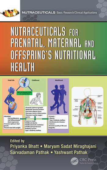 Nutraceuticals for Prenatal, Maternal and Offspring's Nutritional Health book cover