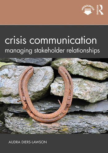Crisis Communication Managing Stakeholder Relationships book cover
