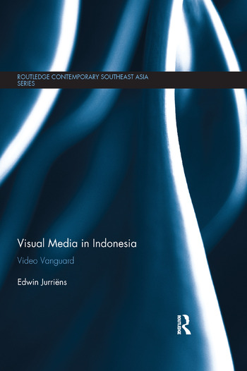 Visual Media in Indonesia Video Vanguard book cover