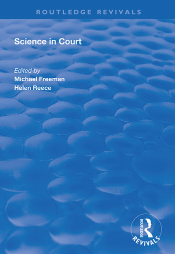 Science in Court book cover