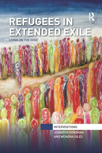 Refugees in Extended Exile Living on the Edge book cover