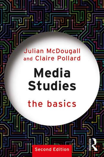 Media Studies: The Basics book cover