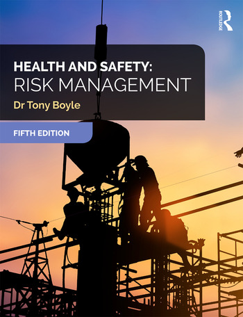 Health and Safety: Risk Management book cover