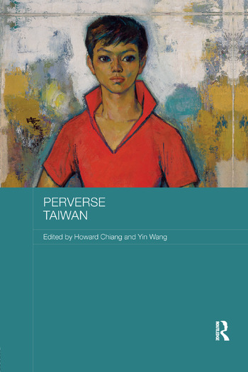 Perverse Taiwan book cover