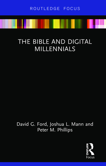 The Bible and Digital Millennials book cover