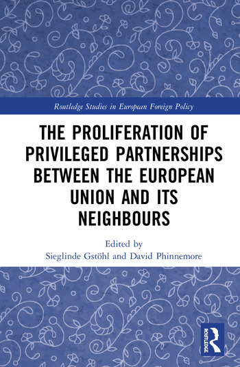 The Proliferation of Privileged Partnerships between the European Union and its Neighbours book cover