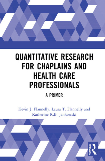 Quantitative Research for Chaplains and Health Care Professionals A Primer book cover