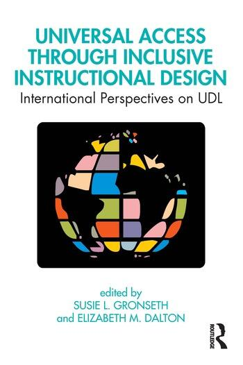 Universal Access Through Inclusive Instructional Design International Perspectives on UDL book cover