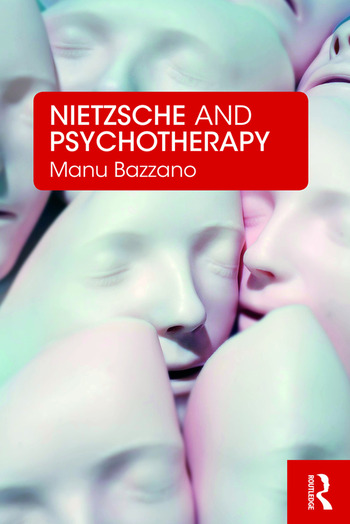 Nietzsche and Psychotherapy book cover