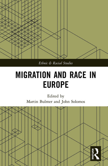 Migration and Race in Europe book cover