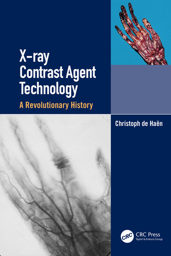 X-ray Contrast Agent Technology A Revolutionary History book cover