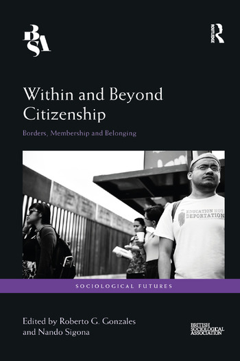 Within and Beyond Citizenship Borders, Membership and Belonging book cover
