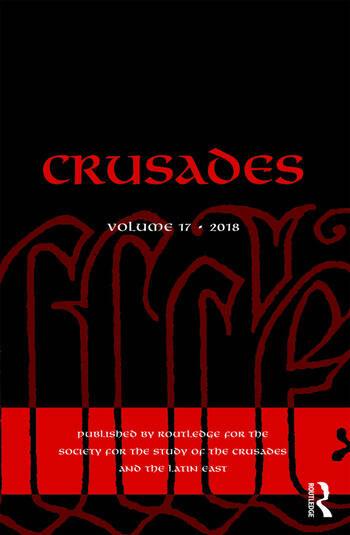 Crusades Volume 17 book cover