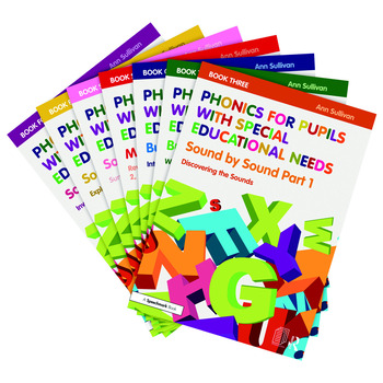 Phonics for Pupils with Special Educational Needs Set book cover