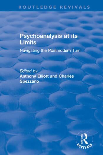 Psychoanalysis at its Limits Navigating the Postmodern Turn book cover