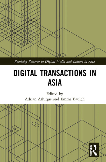 Digital Transactions in Asia book cover
