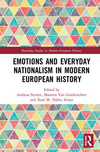 Emotions and Everyday Nationalism in Modern European History book cover