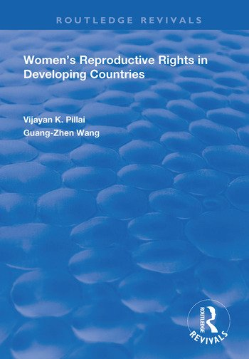 Women's Reproductive Rights in Developing Countries book cover