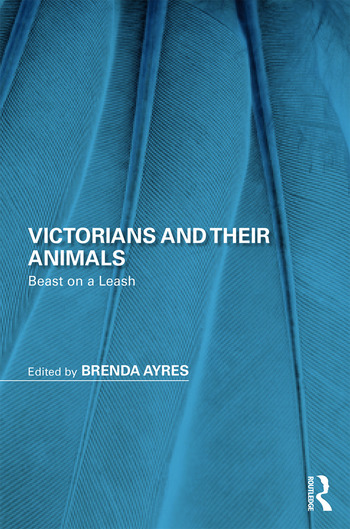 Victorians and Their Animals Beast on a Leash book cover