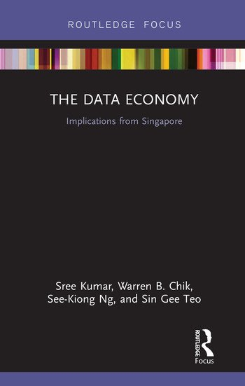 The Data Economy Implications from Singapore book cover