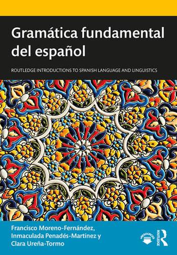 Gramática fundamental del español book cover