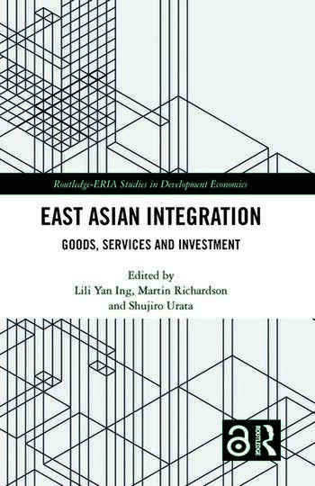 East Asian Integration Goods, Services and Investment book cover