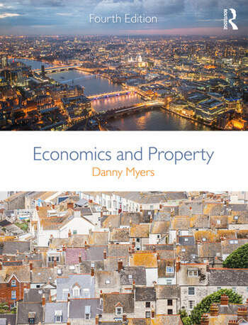 Economics and Property book cover