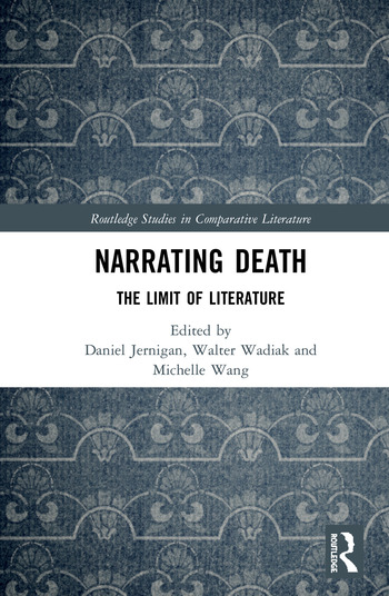 Narrating Death The Limit of Literature book cover