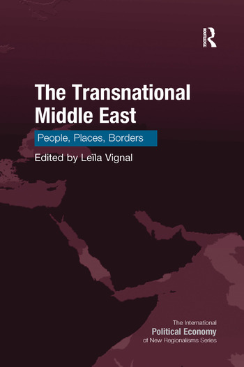 The Transnational Middle East People, Places, Borders book cover